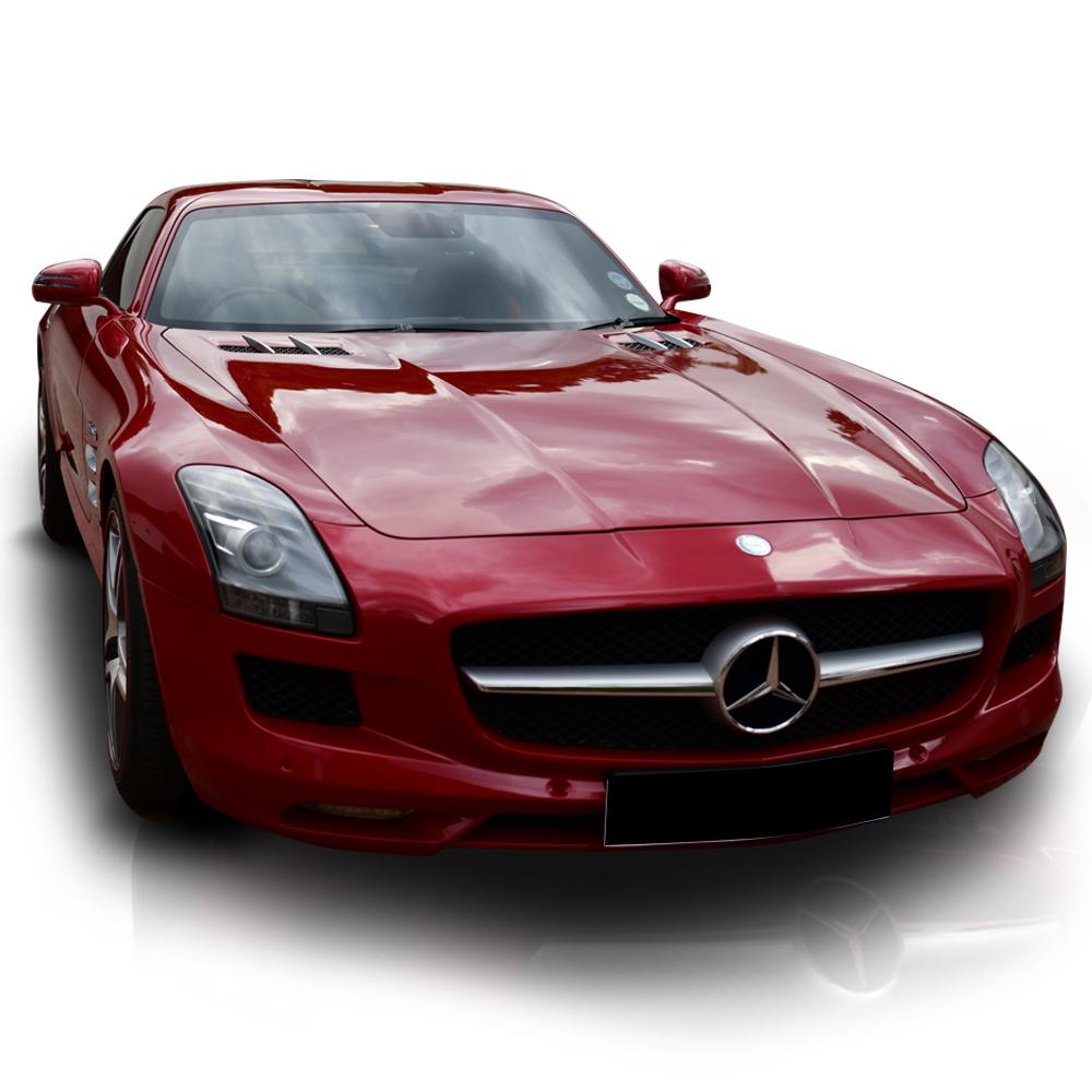 Mercedes Benz SLS Gullwing | Car Hire | Gauteng