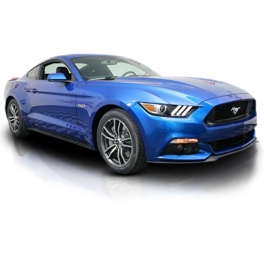 Mustang GT 500 blue_1_Execuride