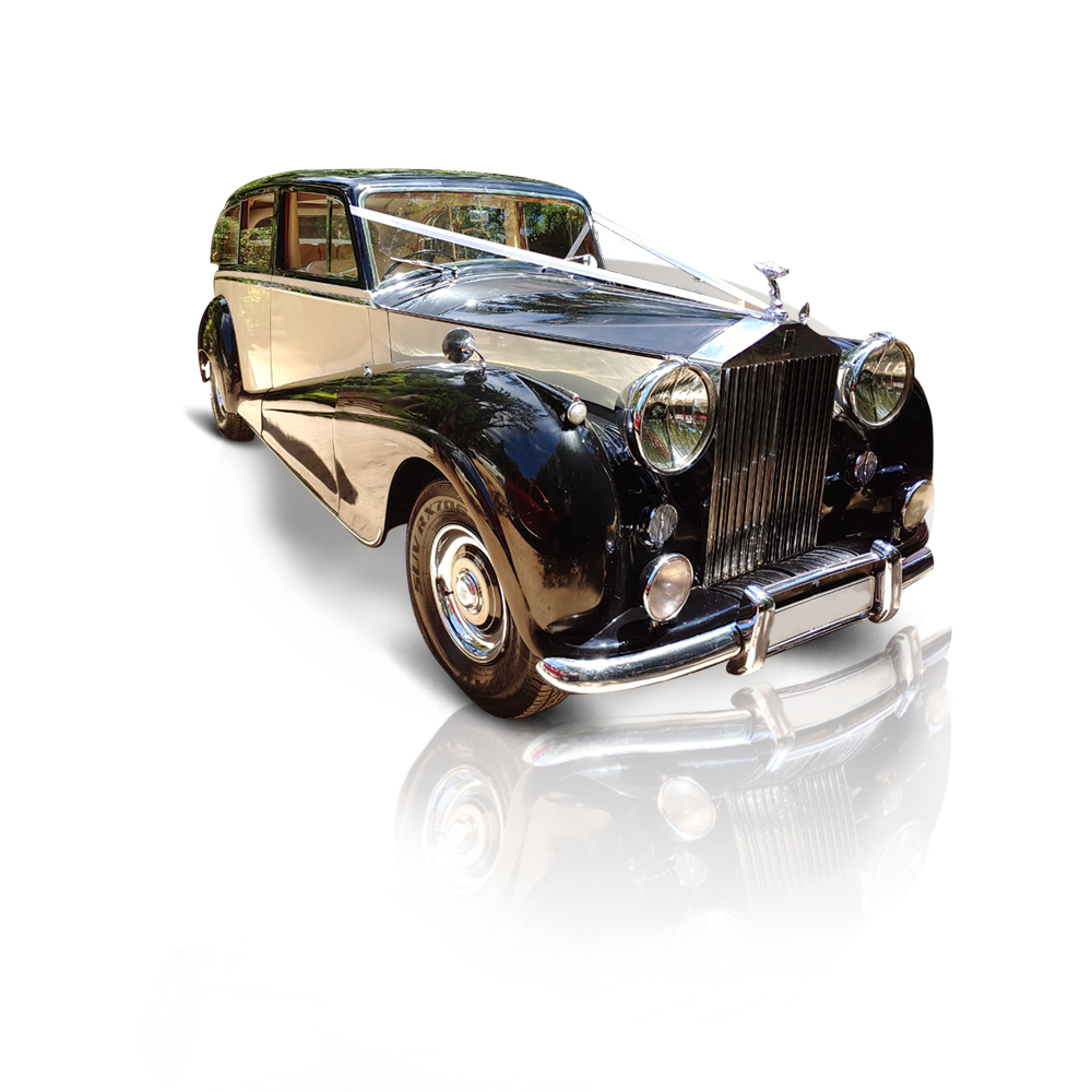 1954 Rolls-Royce Silver Wraith | Vintage Car Hire | Gauteng