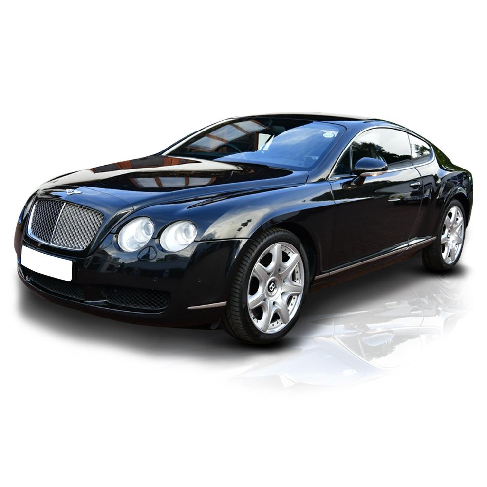 Bentley Continental hire | Luxury Car Hire Gauteng