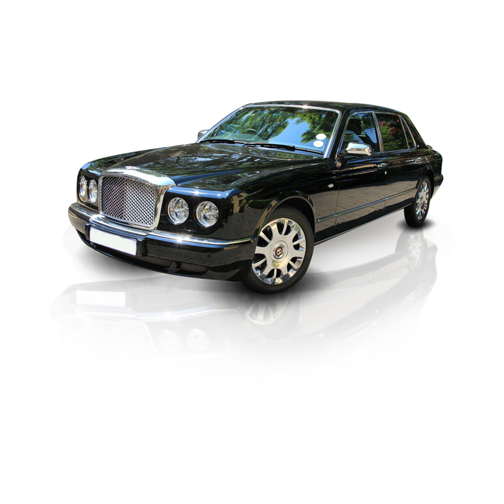 Bentley Arnage Saloon| Car Hire | Gauteng