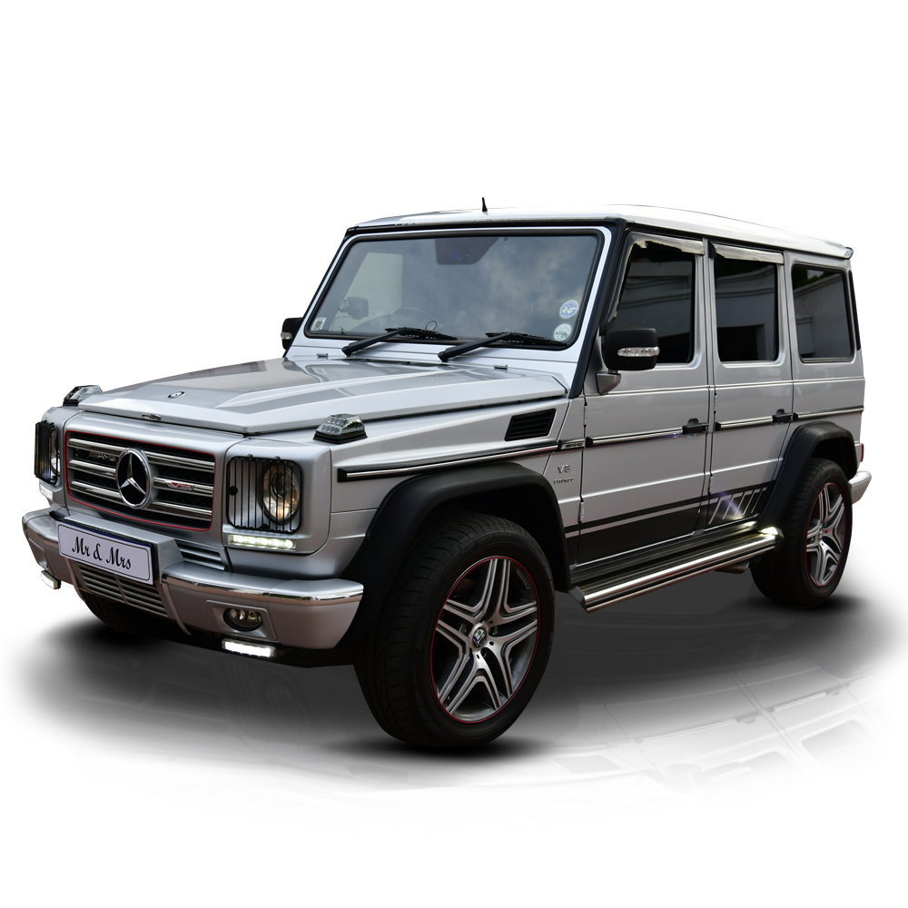 Mercedes G63 | Vehicle Hire | Gauteng