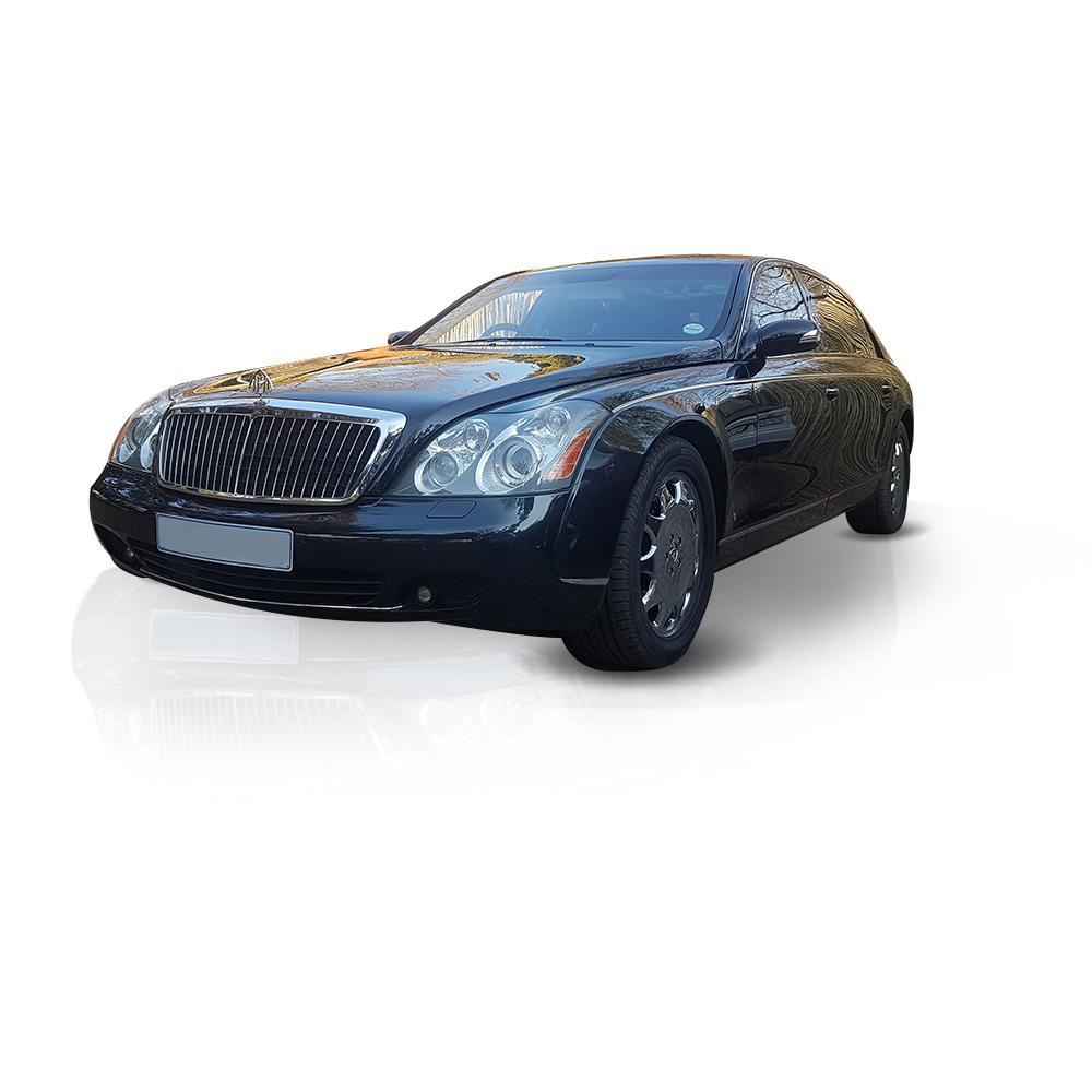 Mercedes Maybach | Vehicle Hire | Gauteng