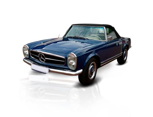 Classic Mercedes Pagoda Convertible