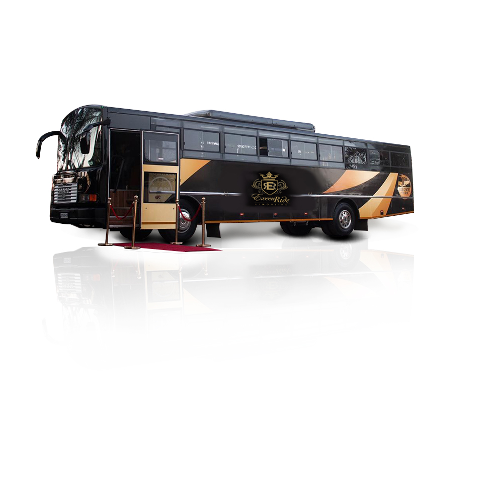 Luxury Party Bus 25 Seater | Part Bus Hire | Gauteng