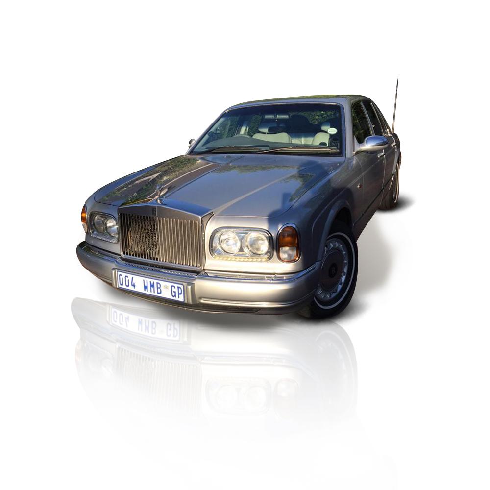 Rolls Royce Seraph | Vintage Car Hire Pretoria