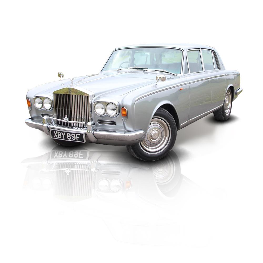 Rolls Royce Silver Shadow | Car Hire | Vintage Car Hire