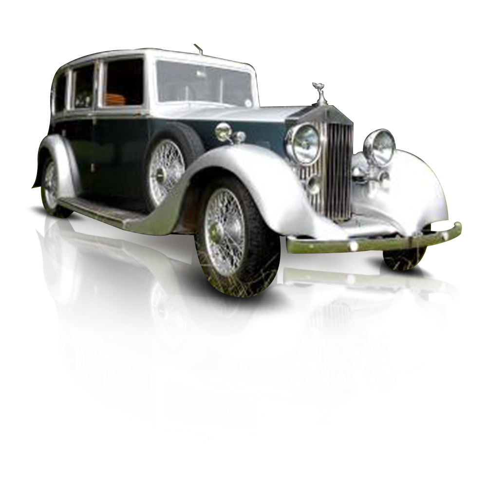 Vintage 1936 Barker Rolls Royce Limo Vintage car in gauteng for weddings, special events and matric dances in Gauteng. Enquire today!