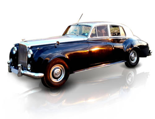 Vintage Bentley S1 Type