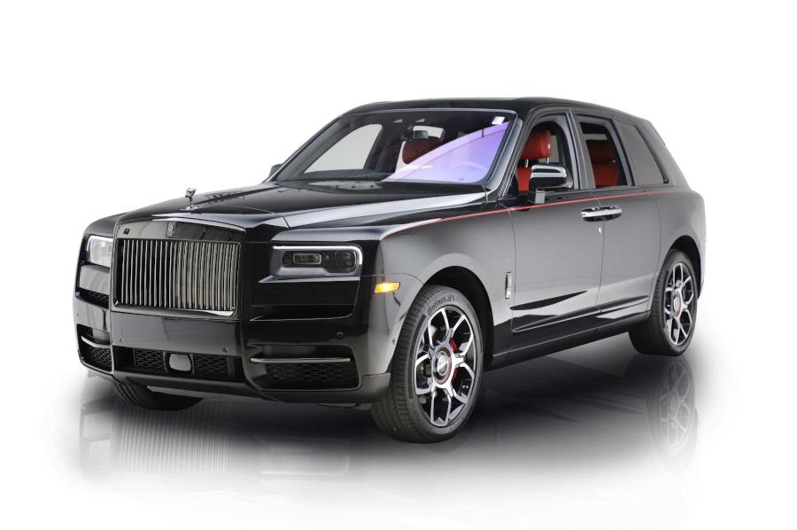 Rolls Royce Cullinan | Execuride