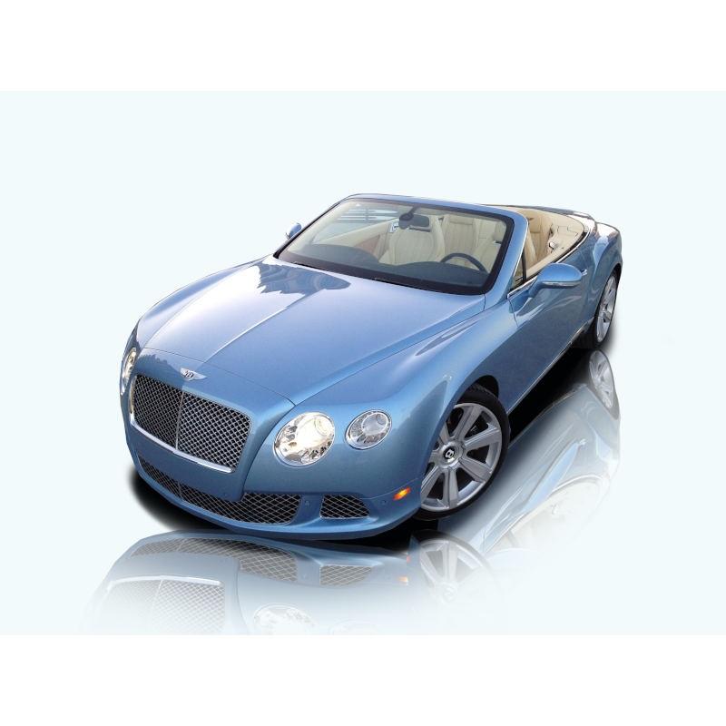 Bentley Continental GT Drop Top