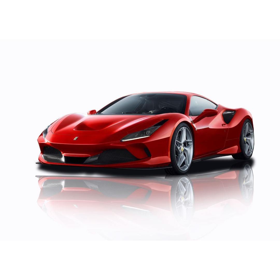 Ferrari F8 Tributo | Luxury Car Hire