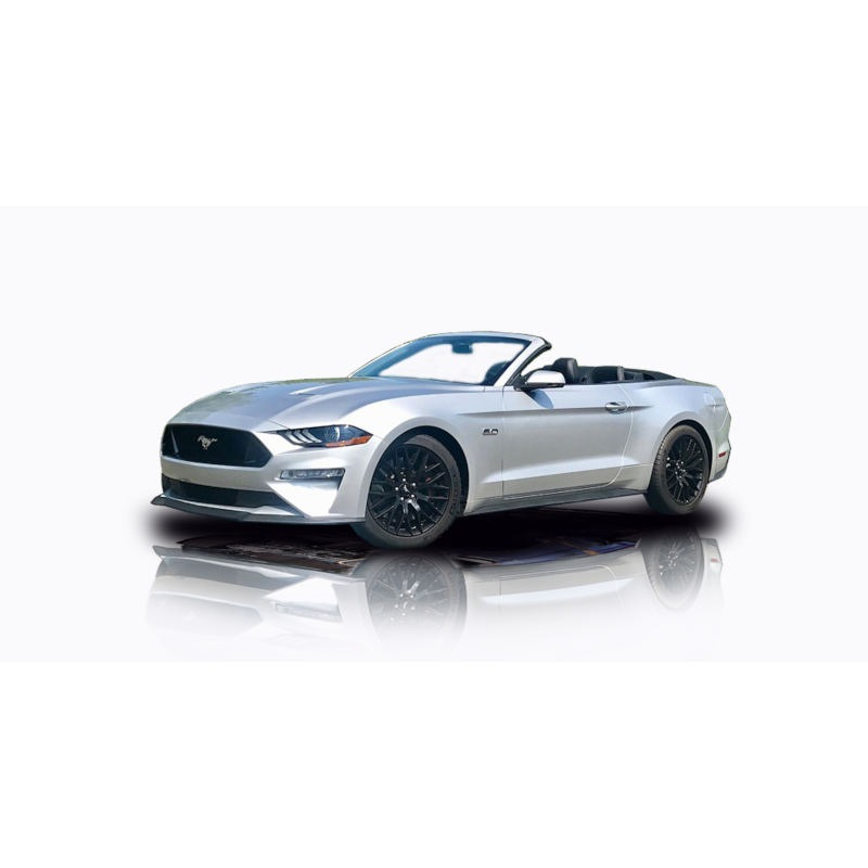 Ford Mustang-GT Convertible | Luxury Car Hire