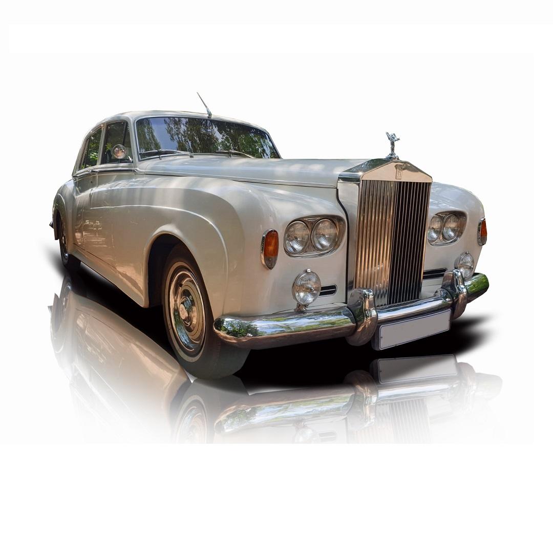 1963 Rolls Royce Cloud   Vintage Car Hire