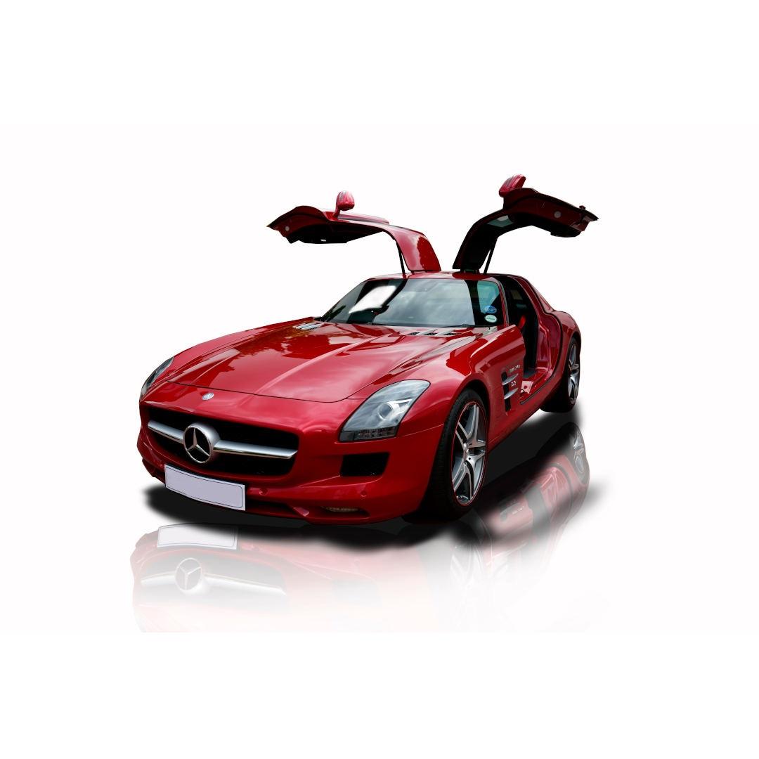 Mercedes Benz SLS | Luxury Car Hire | Gauteng