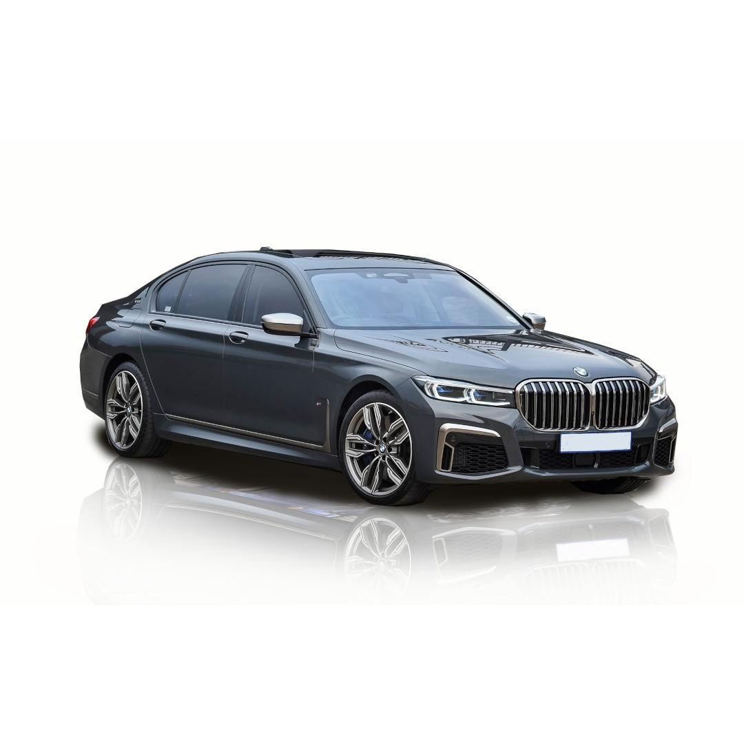 bmw M760Li | Execuride | Luxury Car Hire